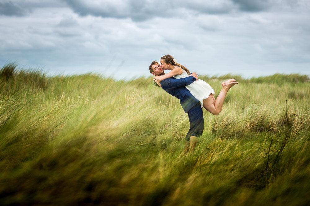 Brautpaar Fotoshooting in Dierhagen