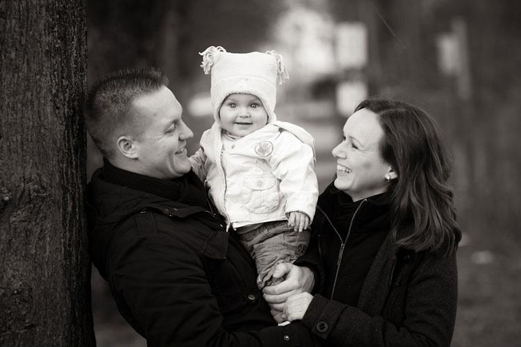 Familienbilder im Barnstorfer Wald Rostock
