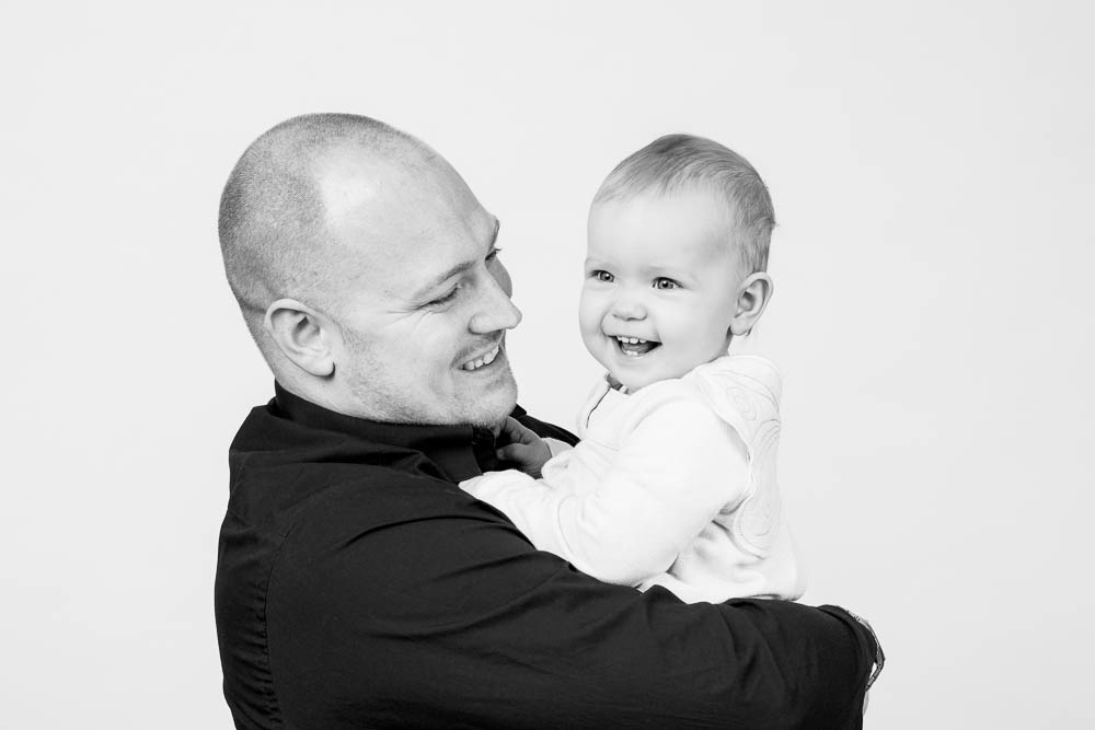 Familienshooting im Fotostudio Rostock