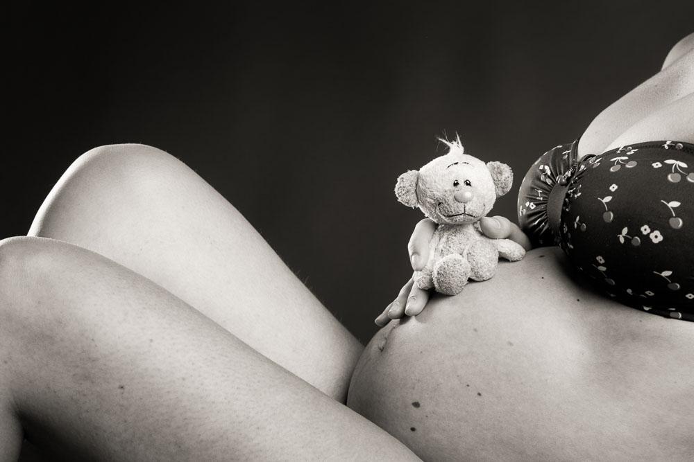 Babybauch und Schwangerschaft Fotoshooting