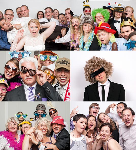 Photobooth aus Rostock